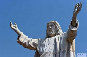 Photo: Nigerian Businessman Builds 'Biggest' Statue Of Jesus In Africa